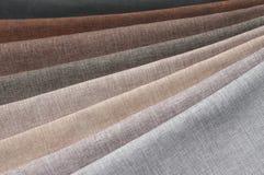 Ворох тканей ткани Стоковое Фото