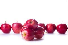 Ворох яблок Стоковые Изображения RF