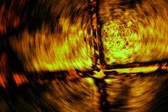 Вортекс пламени и неистовства стоковое изображение