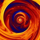 Вортекс цветов Стоковая Фотография