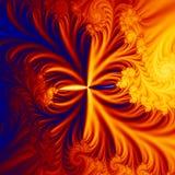 Вортекс цветов Стоковые Изображения RF