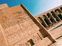 двор святейший luxor колонок большинств бортовой висок стоковые изображения rf