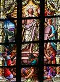 Воскресение Иисуса на пасхе Стоковые Фотографии RF