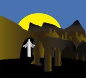 Воскресение Иисуса Стоковая Фотография