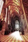 воскресение собора Стоковая Фотография RF