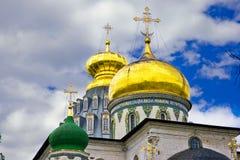 воскресение собора Стоковая Фотография