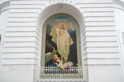 Воскресение Христоса Стоковая Фотография