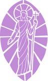 Воскресение 3 Христоса Стоковая Фотография