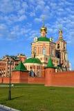 воскресение christ собора Стоковая Фотография