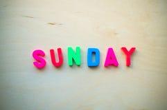 воскресенье Стоковые Изображения