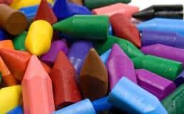 воск crayons Стоковые Изображения