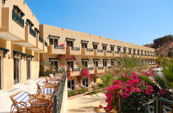 воссоздание гостиницы зоны популярное Стоковое Изображение RF