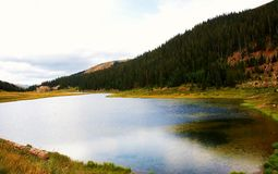 Воссоздание Колорадо Стоковое фото RF