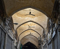Восстанавливанный потолок Стоковая Фотография