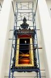Восстанавовьте окно молельни Wat Pho Стоковое Изображение RF