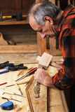 Восстанавливать старую мебель Стоковая Фотография