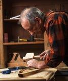 Восстанавливать старую мебель Стоковые Фотографии RF