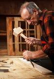 Восстанавливать старую мебель Стоковое Изображение RF