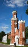 Восстановление дворца Ольденбурга - усадьбы Ла Стоковое фото RF