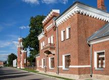 Восстановление дворца Ольденбурга - усадьбы Ла Стоковое Фото