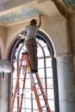 восстановление потолка Стоковые Фото