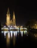 восстановление собора немецкое вниз Стоковое Изображение