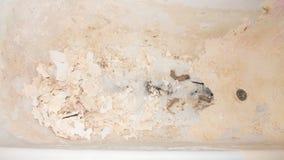 Восстановление старой ванны стоковые изображения