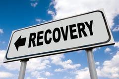 восстановление экономики Стоковое Изображение RF