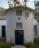 Восстановленное силосохранилище на ферме в Simonsberg/Franschhoek, Кейптауне, Южной Африке стоковая фотография