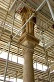 Восстановление памятников Стоковая Фотография RF