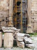 Восстановление древнегреческия Стоковые Изображения RF