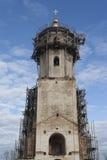 восстановление церков старое Стоковое фото RF