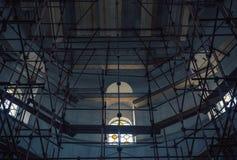 восстановление церков Стоковая Фотография