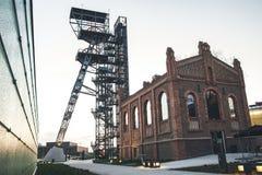 Восстановленная шахта Стоковые Фотографии RF
