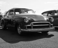 Восстановленный классицистический автомобиль Стоковые Изображения
