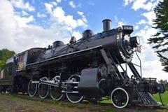 Восстановленный локомотив пара Стоковое Изображение