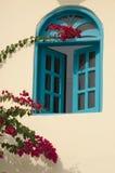 востоковедное окно Стоковое Изображение