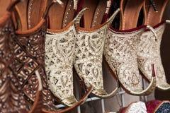 востоковедный тип ботинок Стоковое Изображение RF