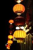 Востоковедный фонарик Стоковые Фотографии RF