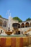 Востоковедный фонтан 2 стоковая фотография