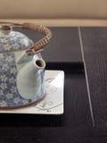 востоковедный чайник Стоковые Изображения
