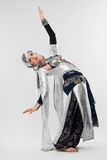 востоковедная женщина Стоковое Изображение RF