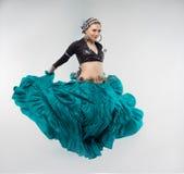 востоковедная женщина Стоковое фото RF