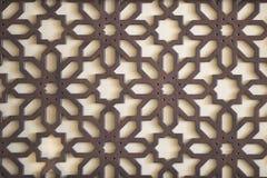 востоковедный орнамент Стоковое фото RF