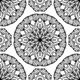 востоковедный орнамент Стоковая Фотография RF