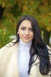 востоковедный тип Чувственная арабская модель женщины Стоковые Фотографии RF