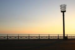 восток маяка hove Сассекс Великобритания Стоковое Фото