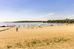 ` Восток Lac d, Франция стоковая фотография