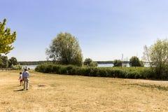 ` Восток Lac d, Франция стоковые фото