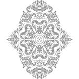 Восточная абстрактная картина вектора Стоковое Фото